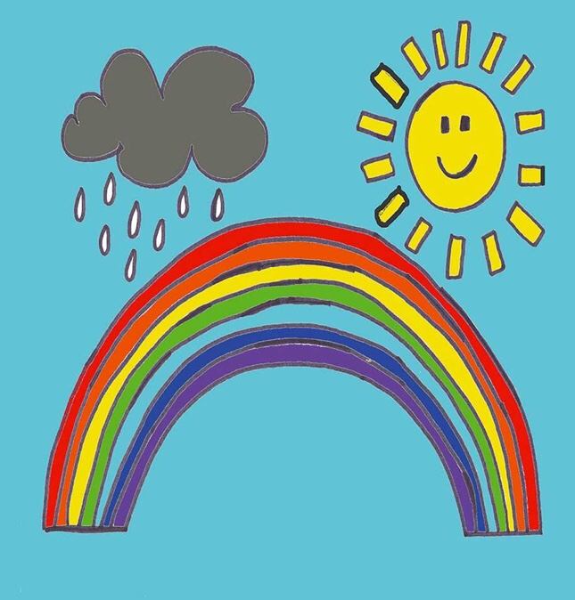 Come l'arcobaleno! / Like the rainbow