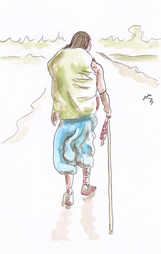 Il Cammino! (1ª parte) / The Walk! (Part One)