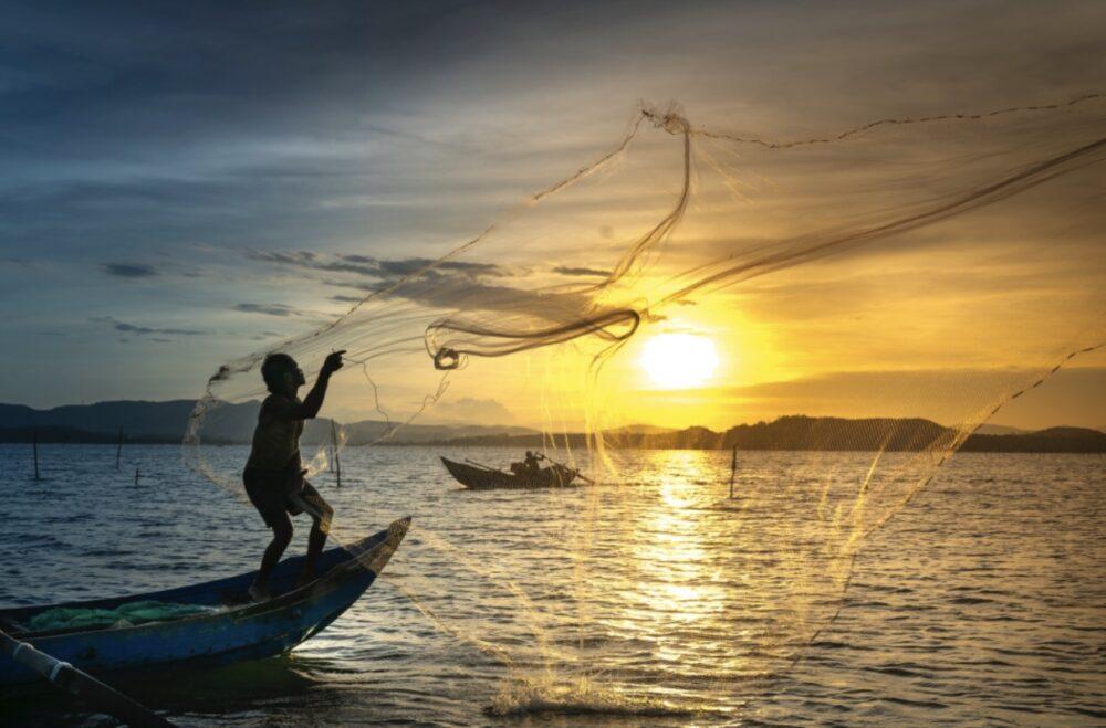 Victor e il pescatore / Victor and the fisherman