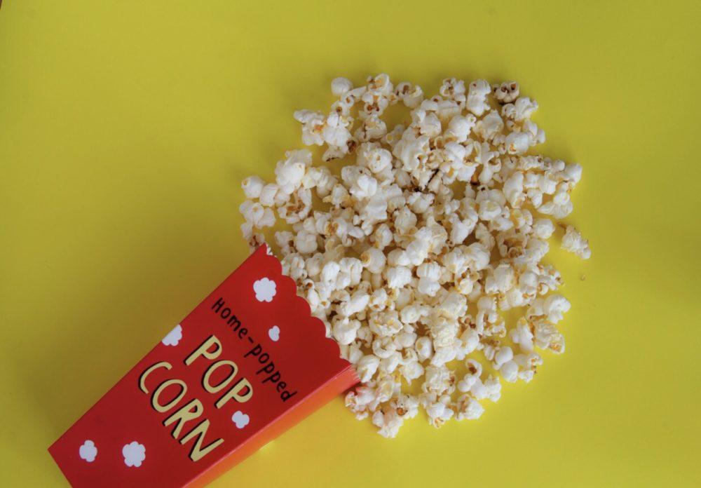 Un popcorn per ogni pensiero / A popcorn for every thought